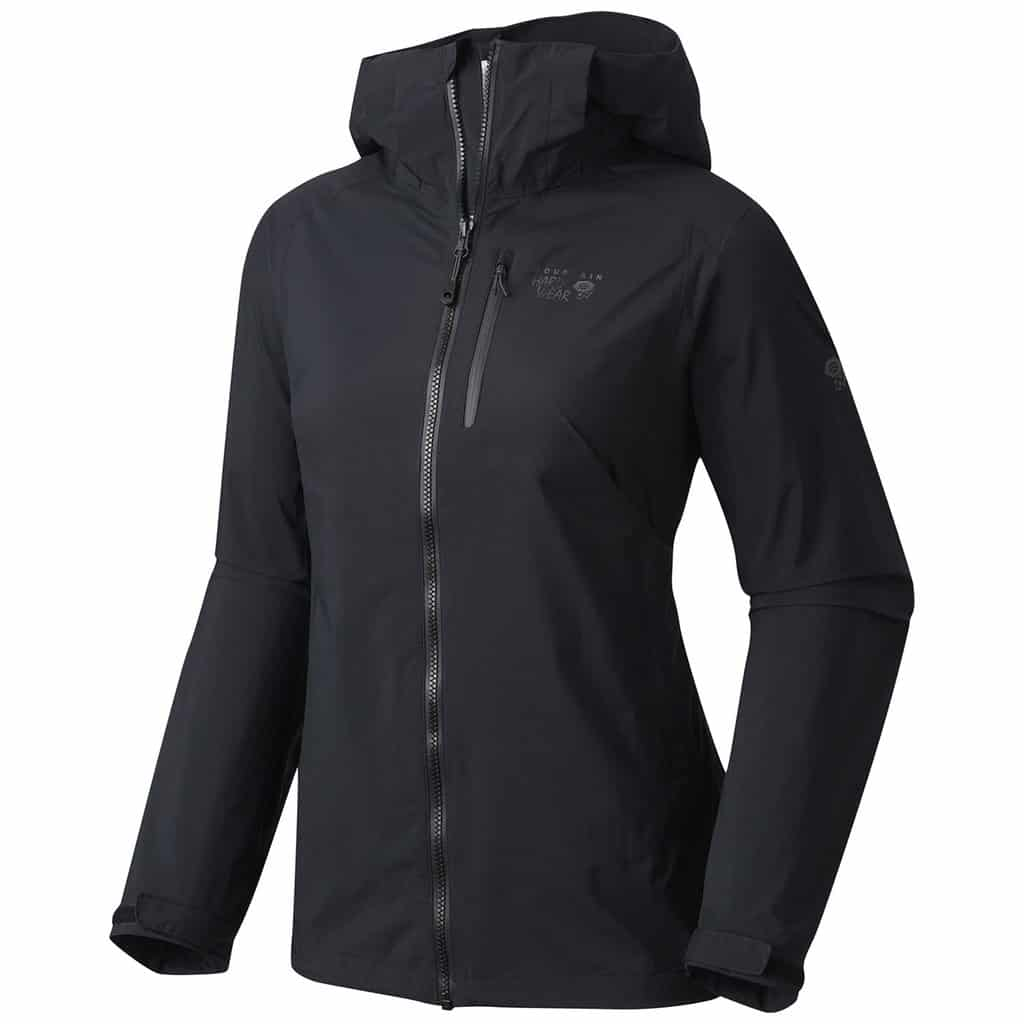 mountian hardwear womens thundershadow jacket