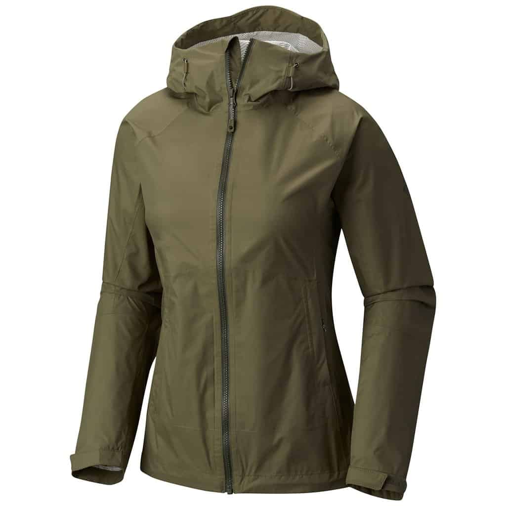 mountain hardwear womens exponent jacket