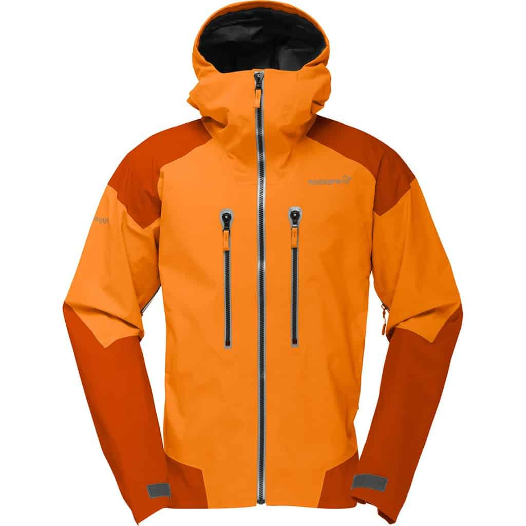men trollveggen pro gore tex jacket