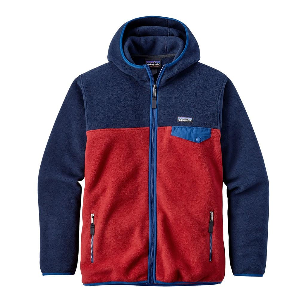 patagonia mens lightweight synchilla snap-t hoody