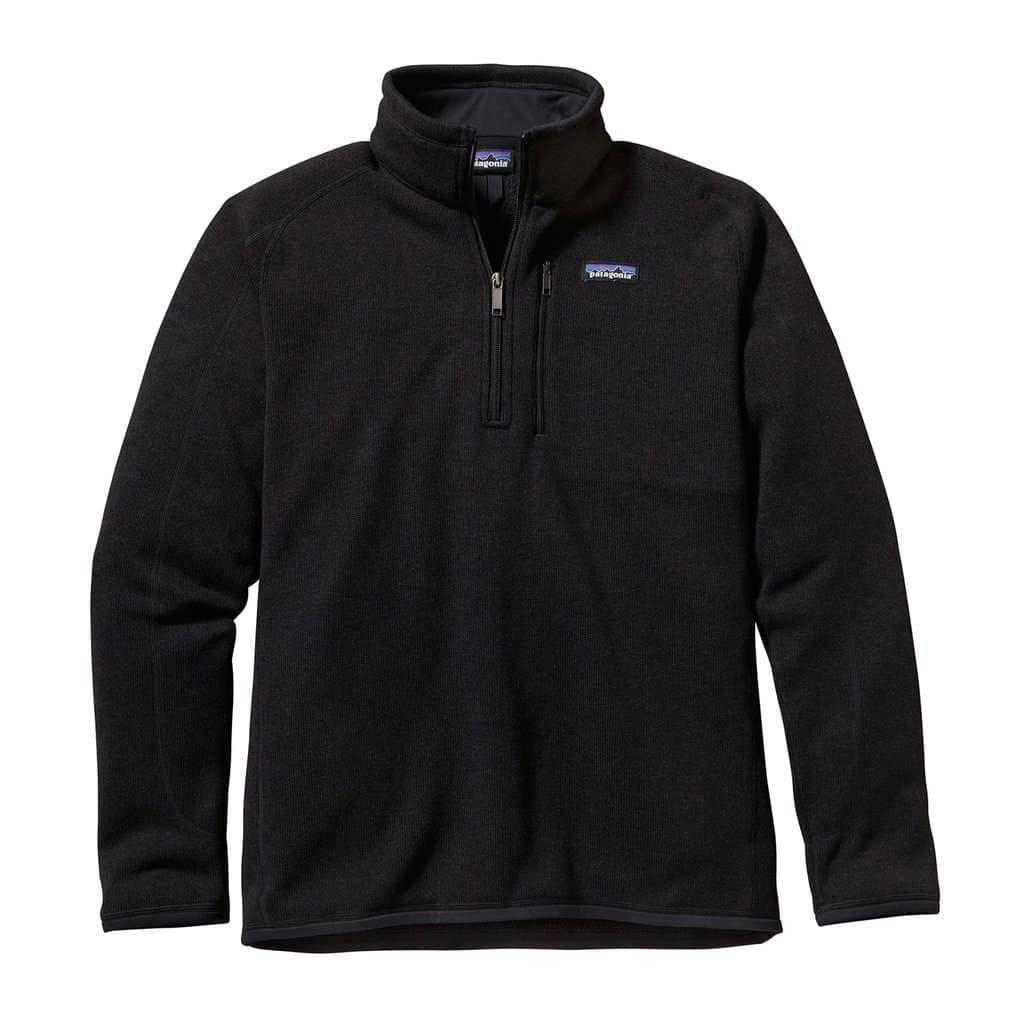 patagoni amens better sweater 1/4 zip