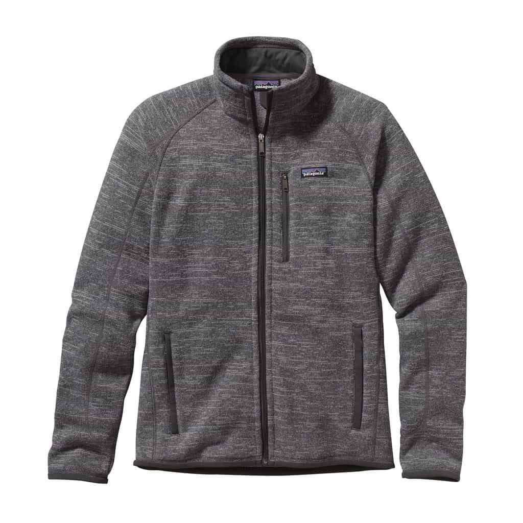 patagonia mens better sweater full zip