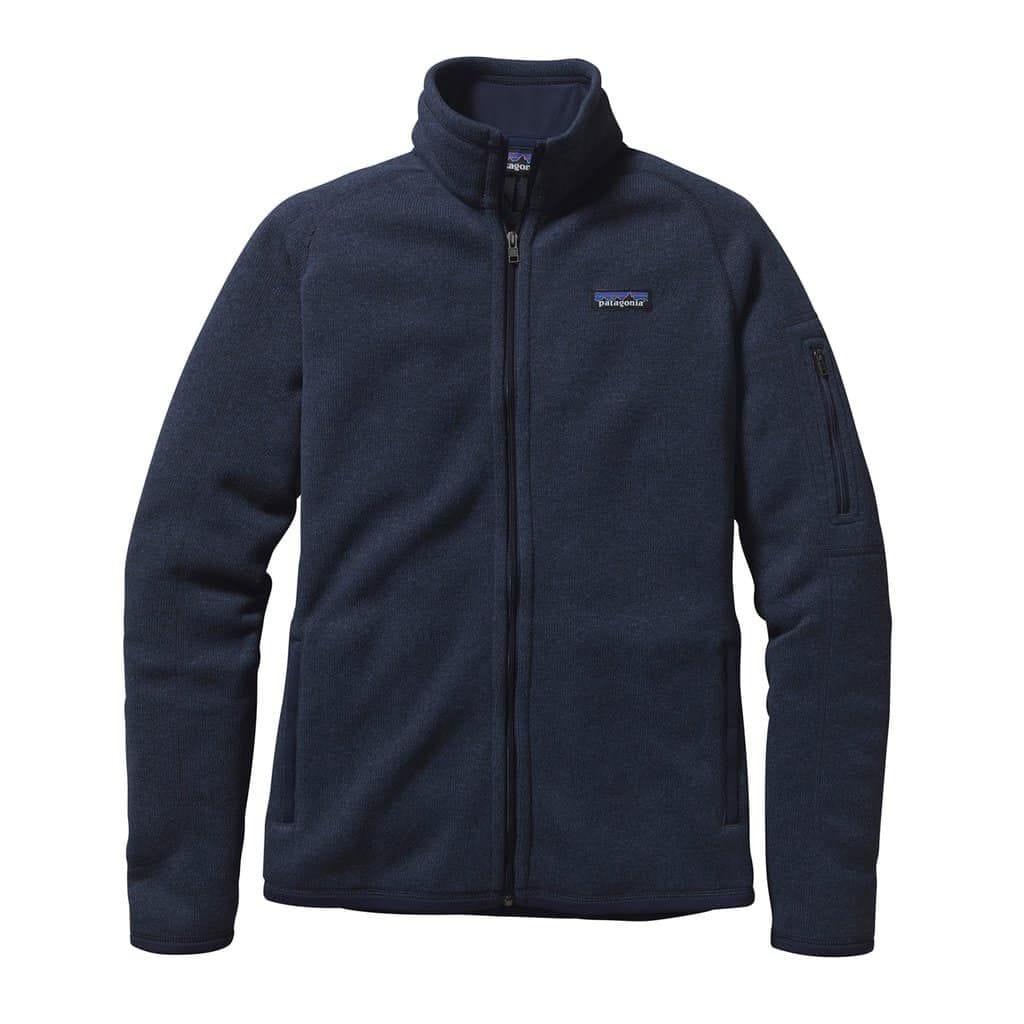 patagonia womens better sweater full zip