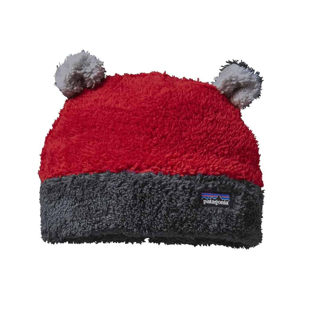 patagoni ababy furry friends hat