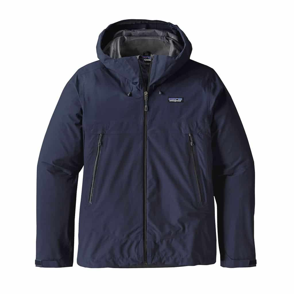 patagonia mens cloud ridge jacket