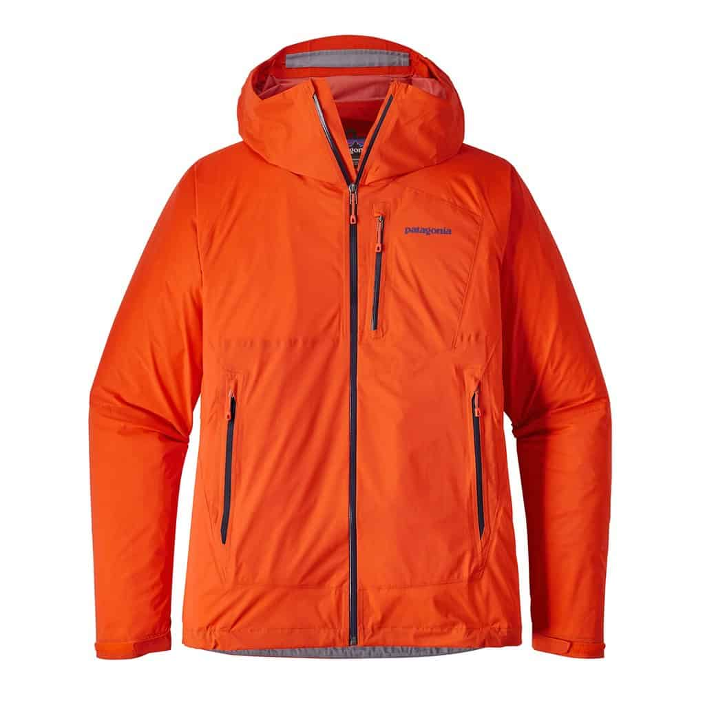 patagonia mens stretch rainshadow jacket
