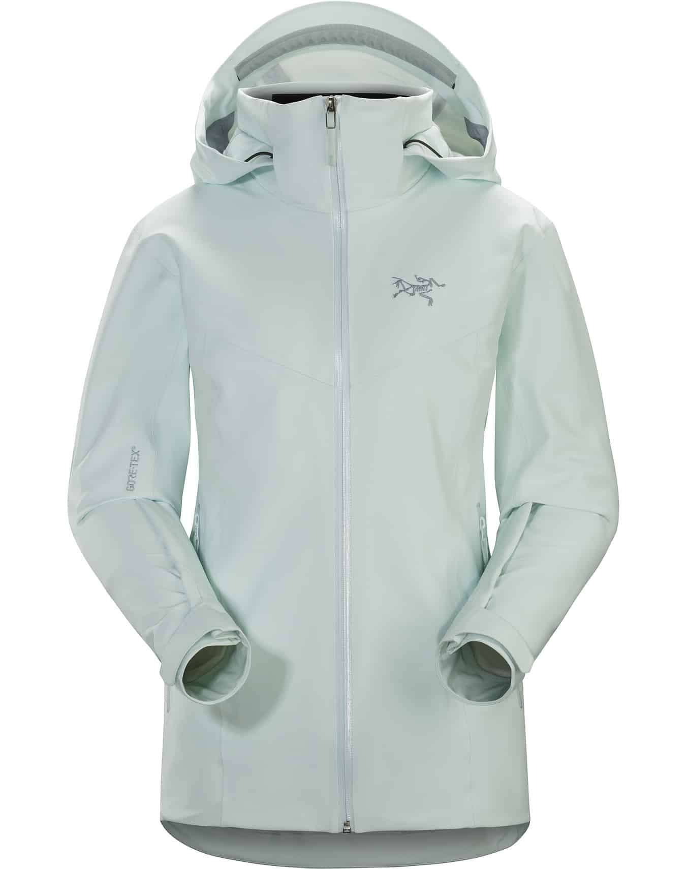 arcteryx ravenna jacket white