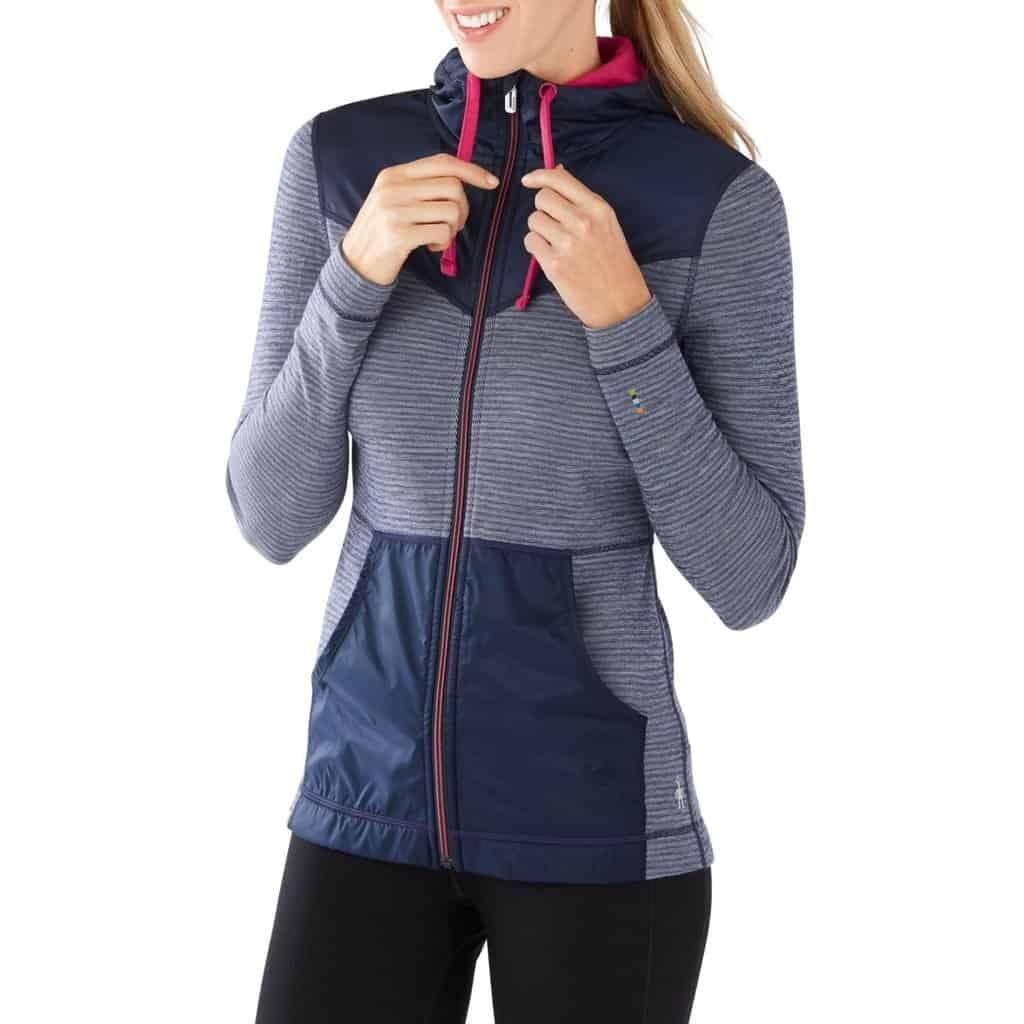 smartwool womens merino 250 sport hoody