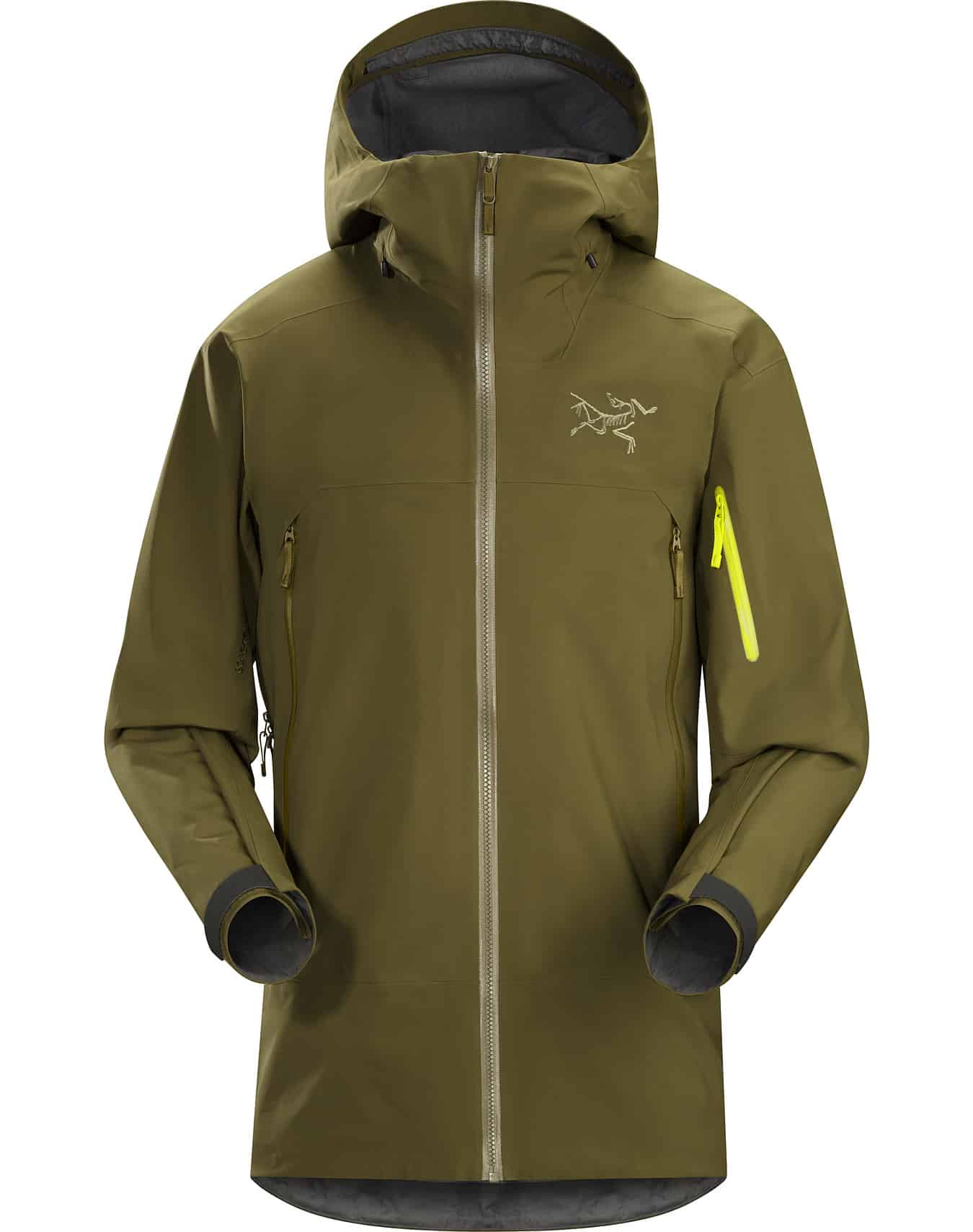arcteryx mens sabre jacket