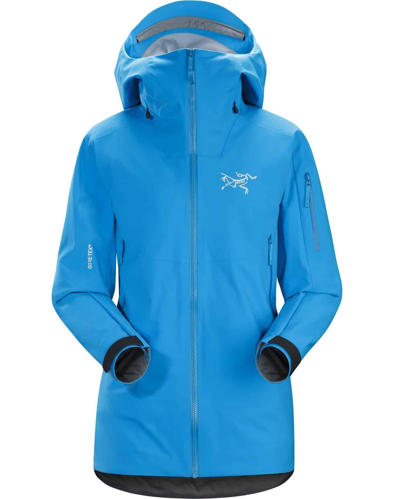 arc'teryx womens sentinel jacket