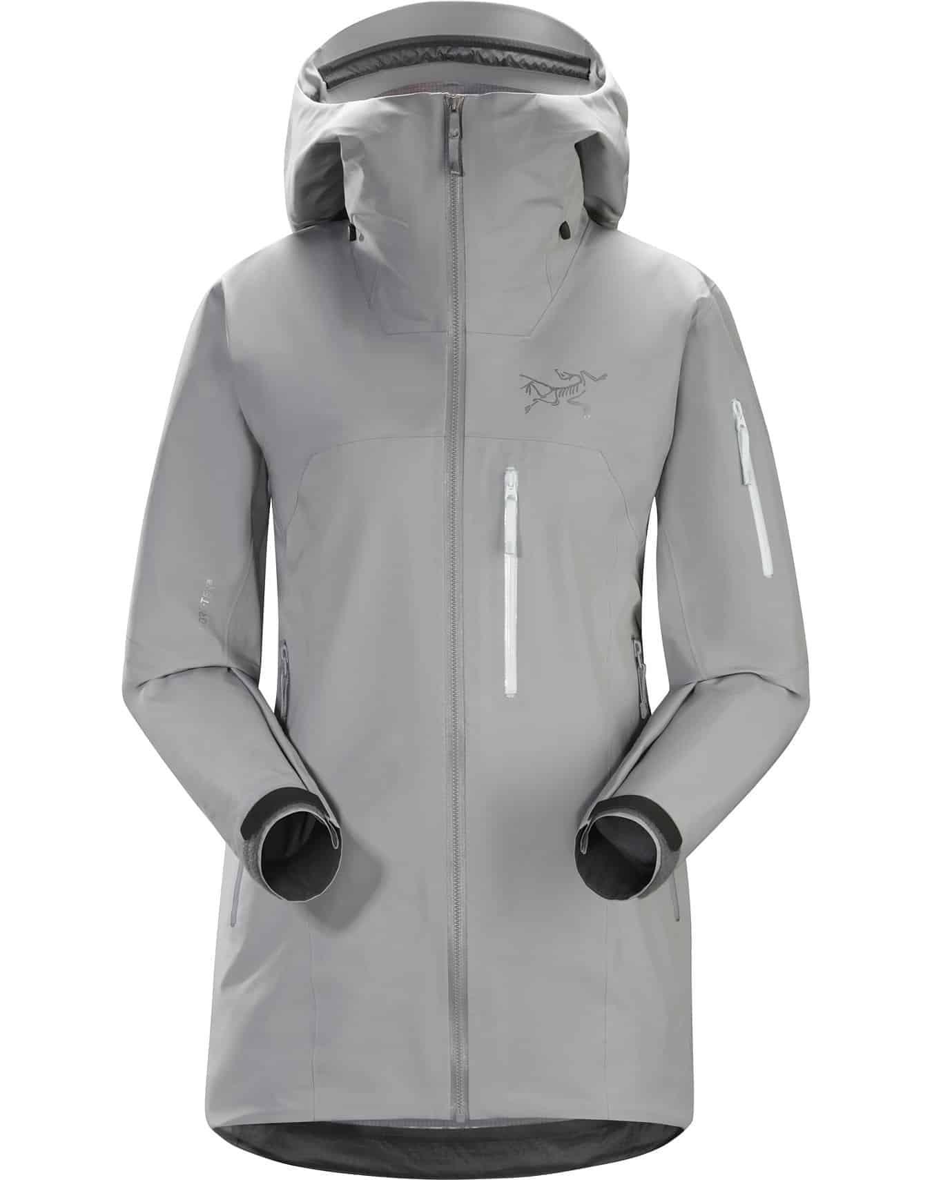 arcteryx shashka jacket grey