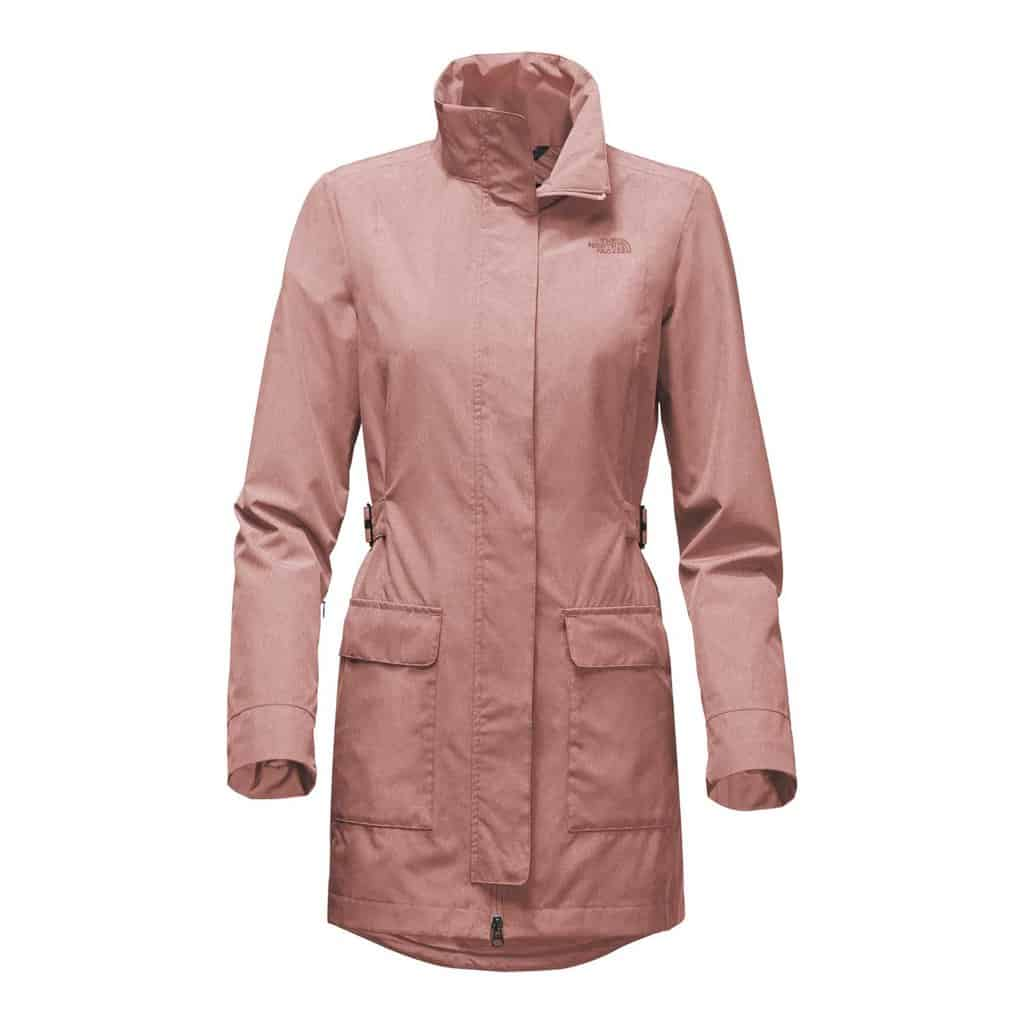 womens the north face tomales bay jacket