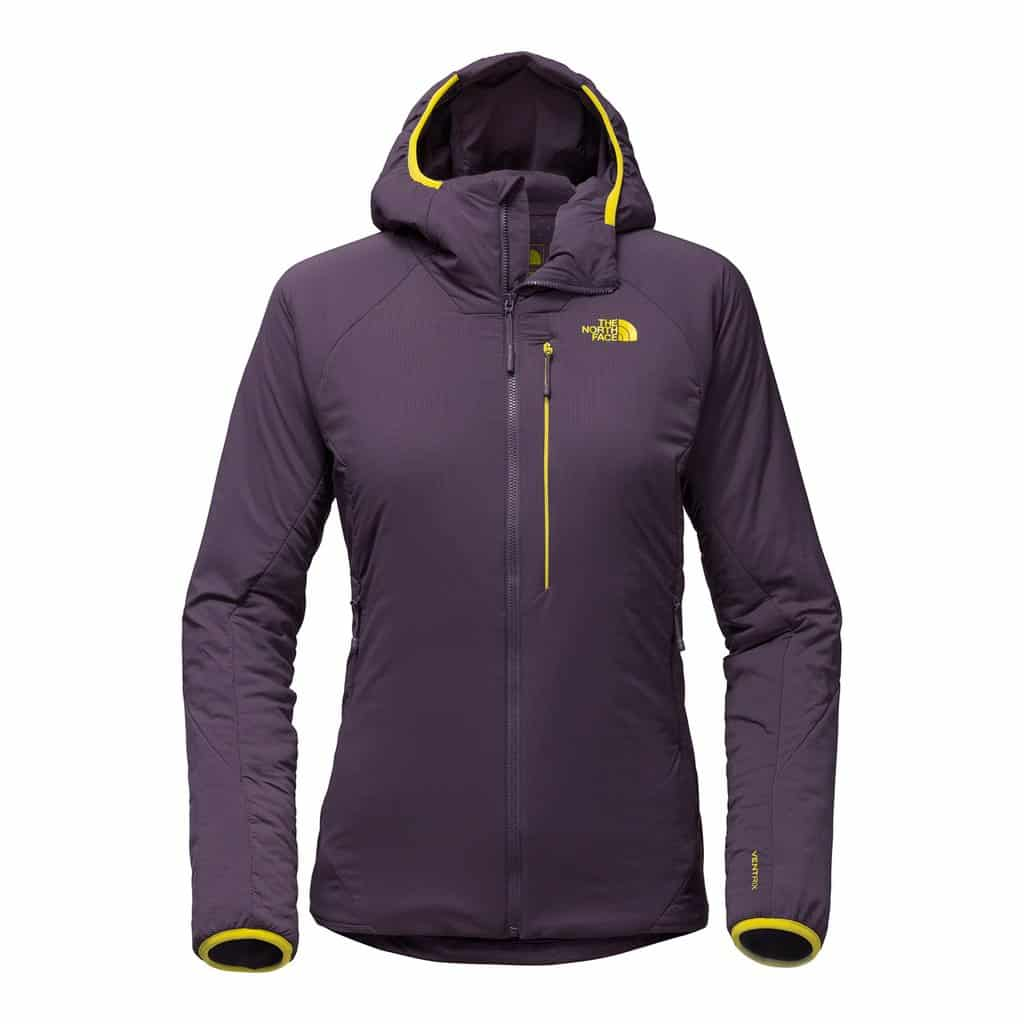 the north face womens ventrix hoodie