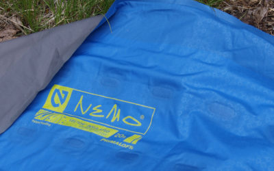 Camping, NEMO Equipment. NEMO Equipment Vector Insulated 20 Mattress Reviewed.