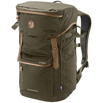 Hiking and Camping Essentials : Fjällräven Stubben Backpack