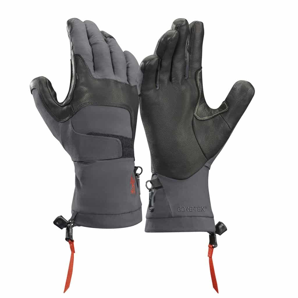 arcteryx unisex alpha fl glove