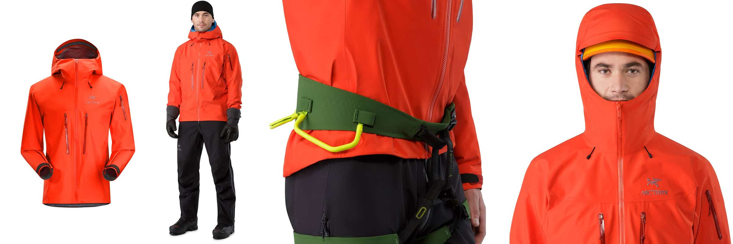 arcteryx alpinism and climbing collection for ihm