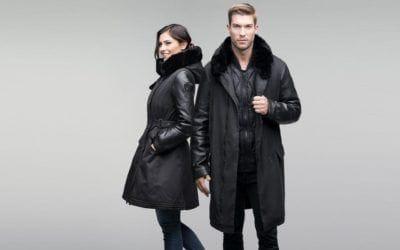 Nobis. Collection Sterling de Nobis: manteaux d'hiver haut de gamme à l'épreuve du froid.