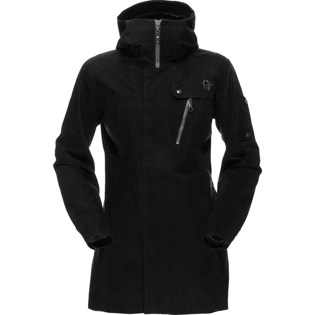 norrona womens 29 dri2 coat