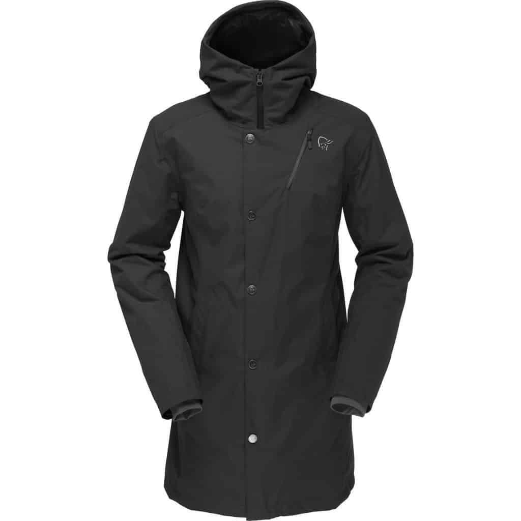 norrona womens 29 dri2 primaloft coat