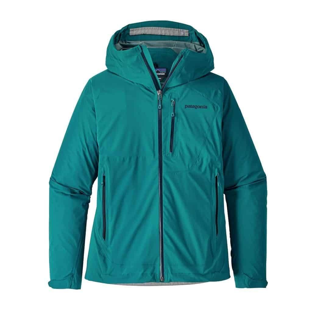 patagonia womens stretch rainshadow jacket