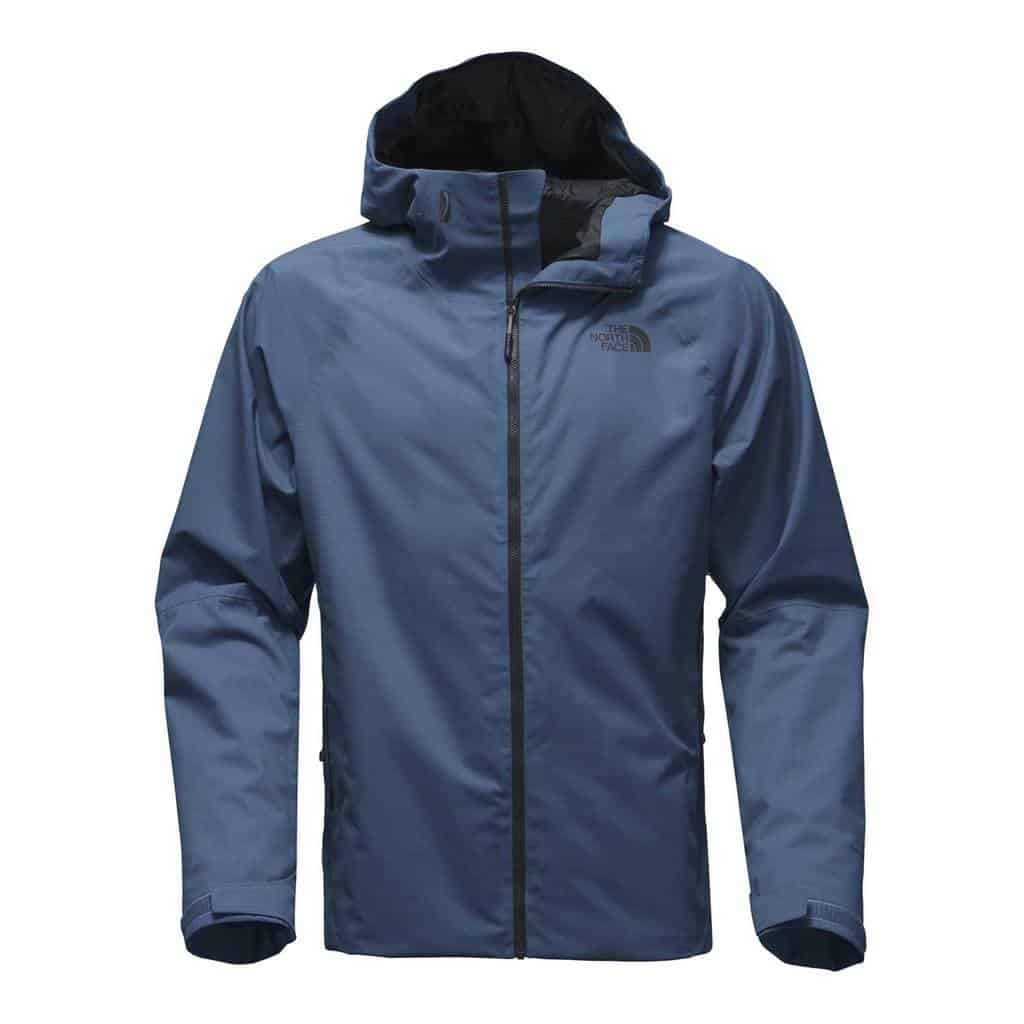 the north face mens fuseform montro jacket