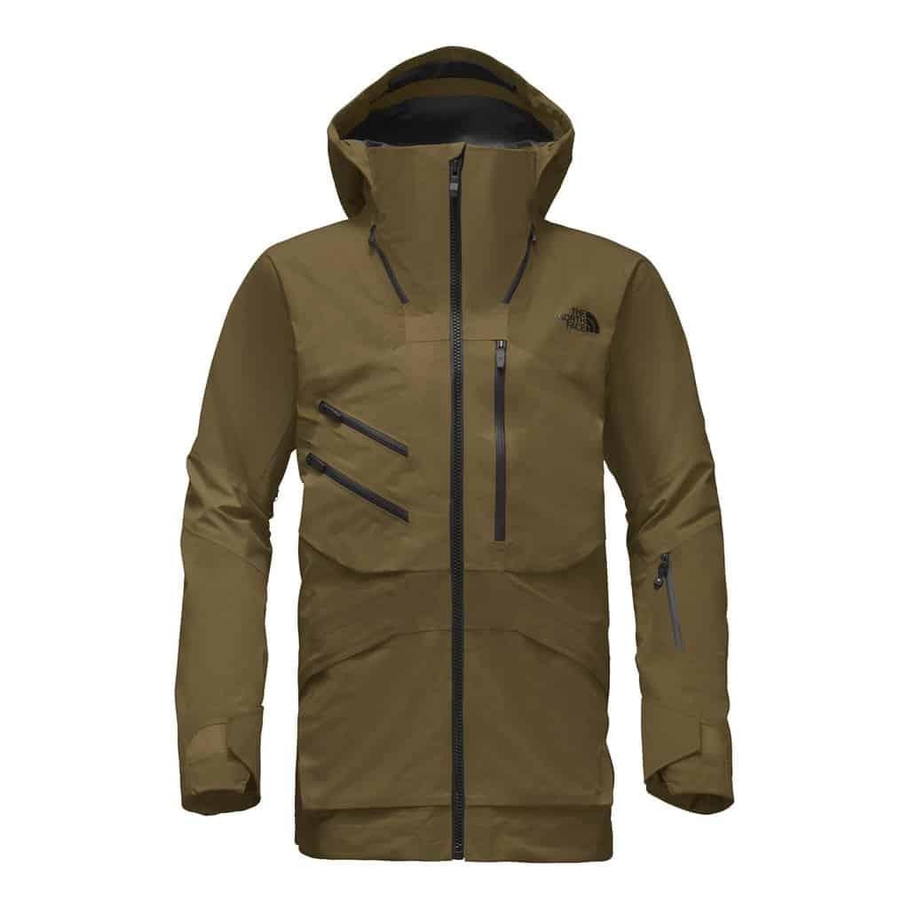 the north face mens fuse brigandine jacket