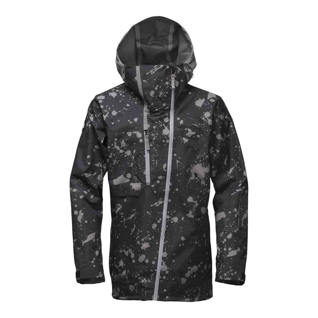 the north face mens ceptor 3l jacket