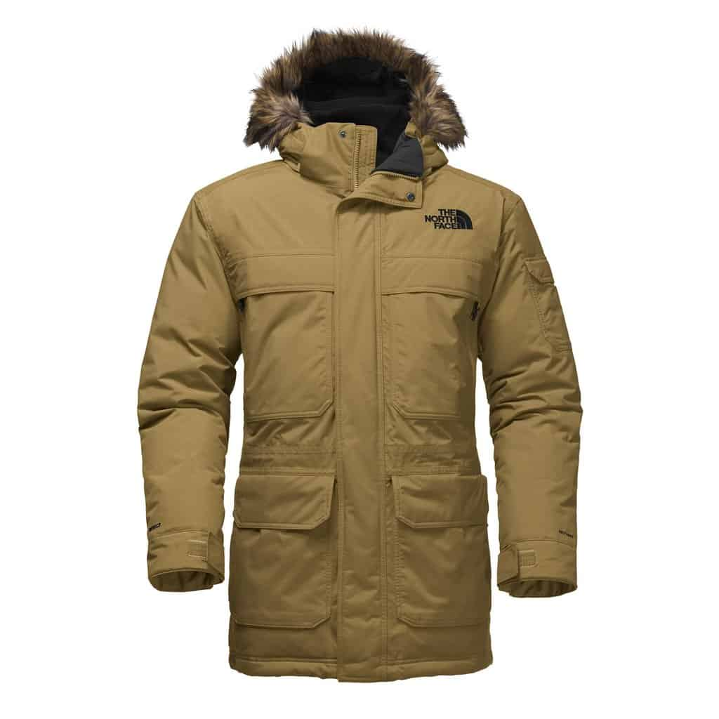 the north face mens mcmurdo parka II