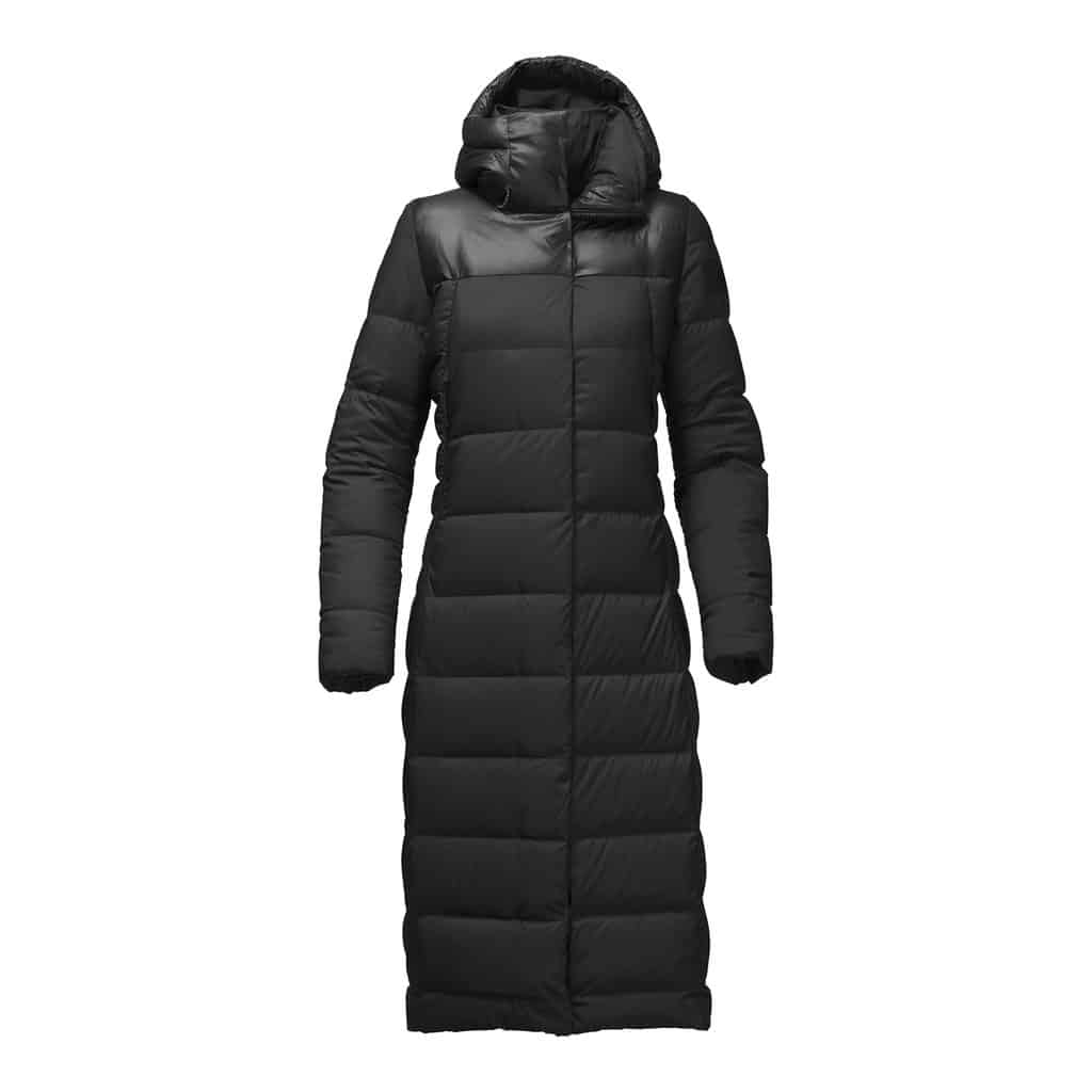 the north face womens cryos down parka