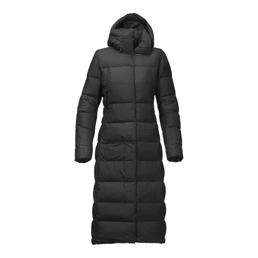 the north face cryos down parka womens