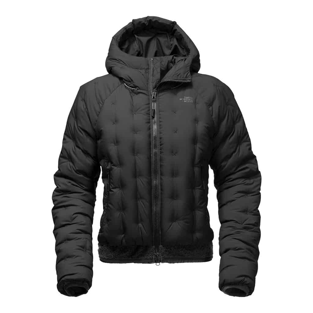 the north face womens cryos down bomber