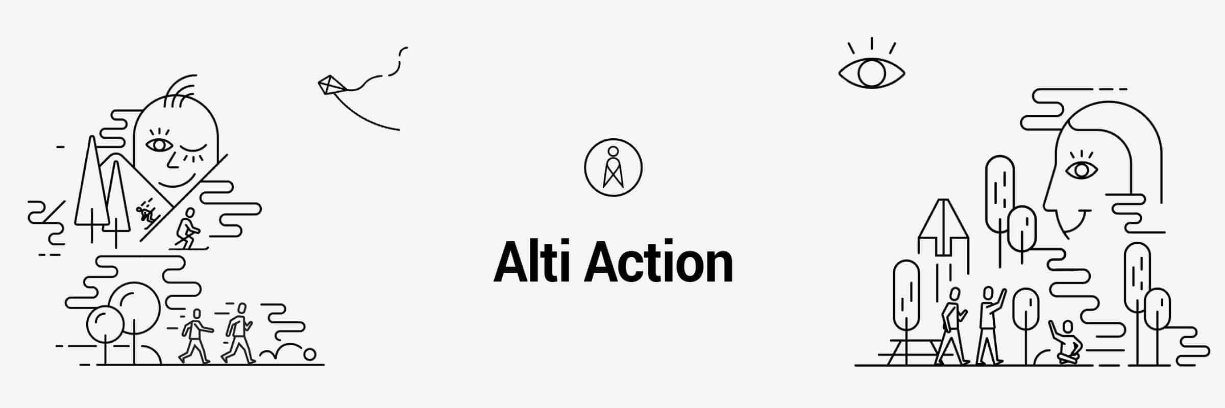 . Donnez & recevez grâce au programme Alti Action