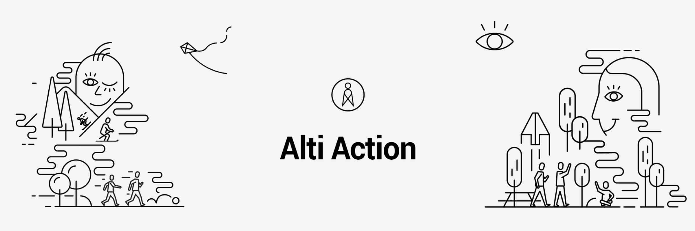 Alti Action: Donate & Save