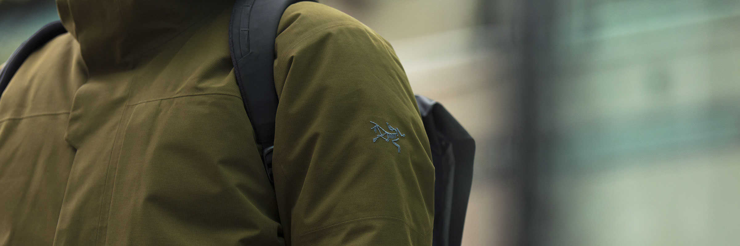 arcteryx mens urban winter coats