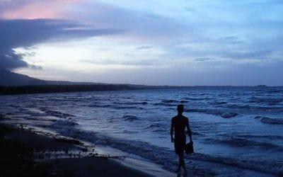 cyclotourisme, Récit de voyage, Vélo & cyclisme. Aventures volcaniques en Amérique centrale.