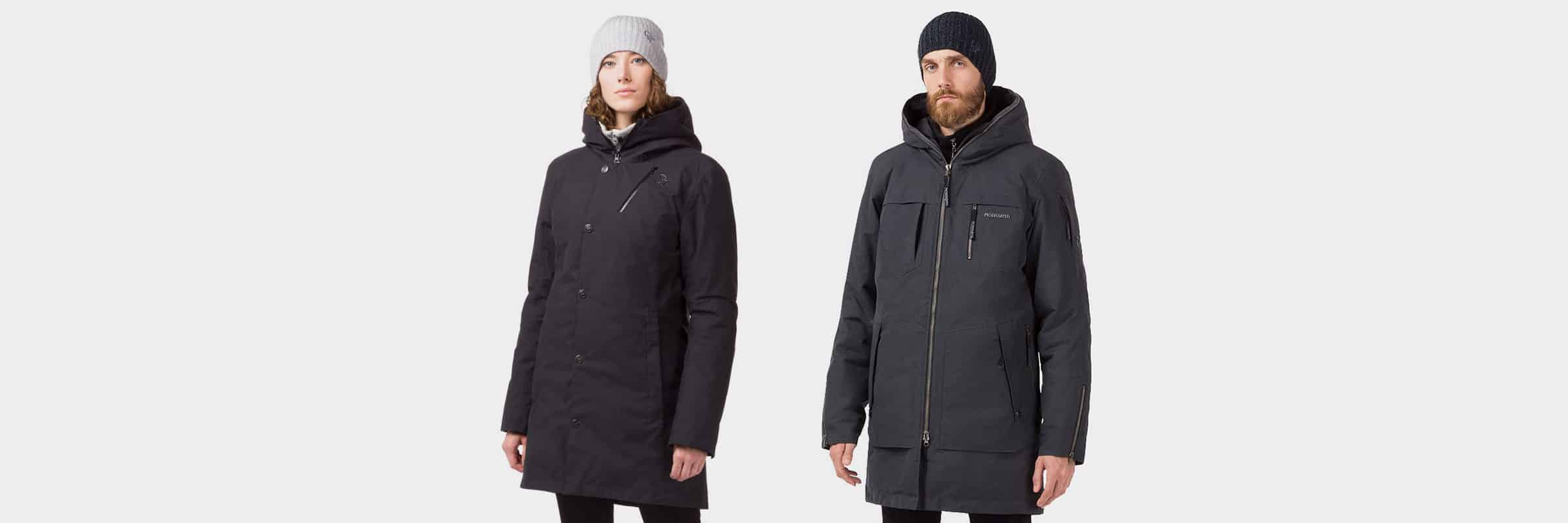 norrona 29 parka collection
