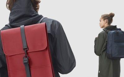 Arc'teryx, Dakine, Patagonia, RAINS, SealLine. Les meilleurs sacs à dos urbains pour déplacements par mauvais temps.