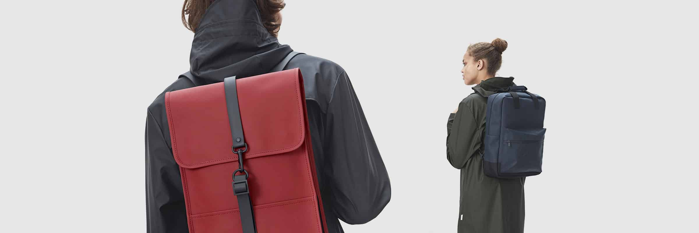 The Top Urban Bags & Backpacks for Wet Weather Commutes