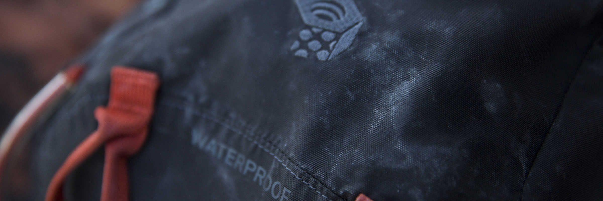waterproof urban bags and backpacks
