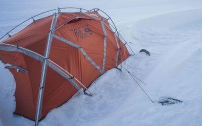 Camping. Camping d'hiver: comment choisir la bonne tente ?.