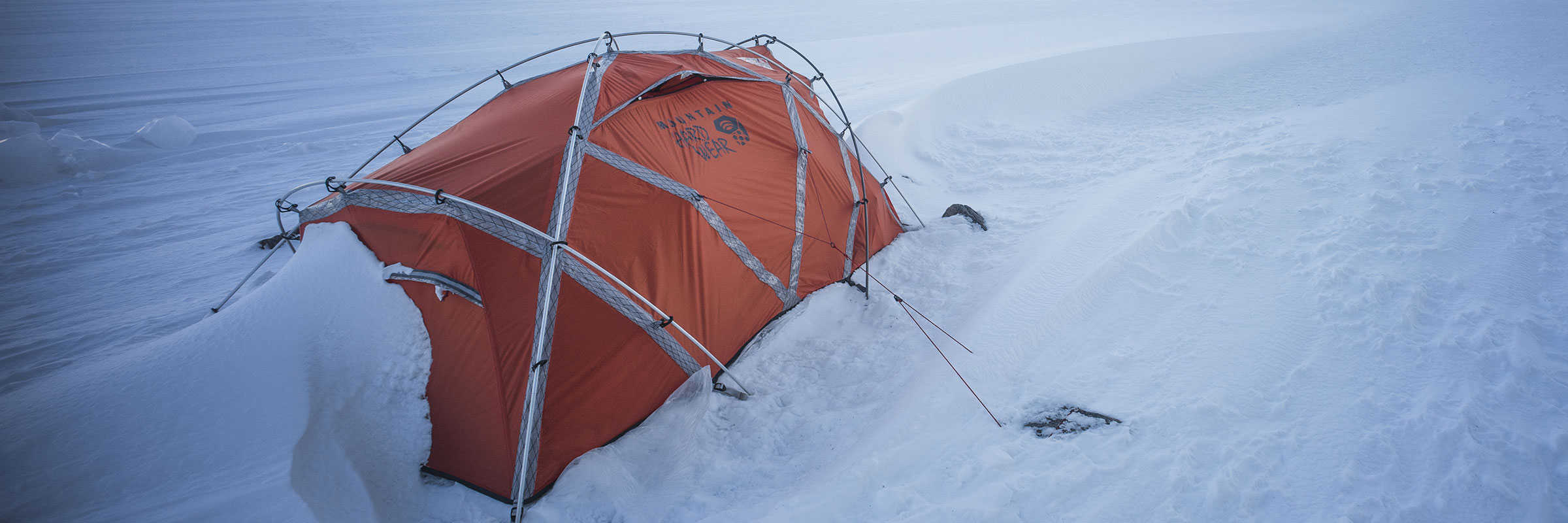 Camping d'hiver: comment choisir la bonne tente ?