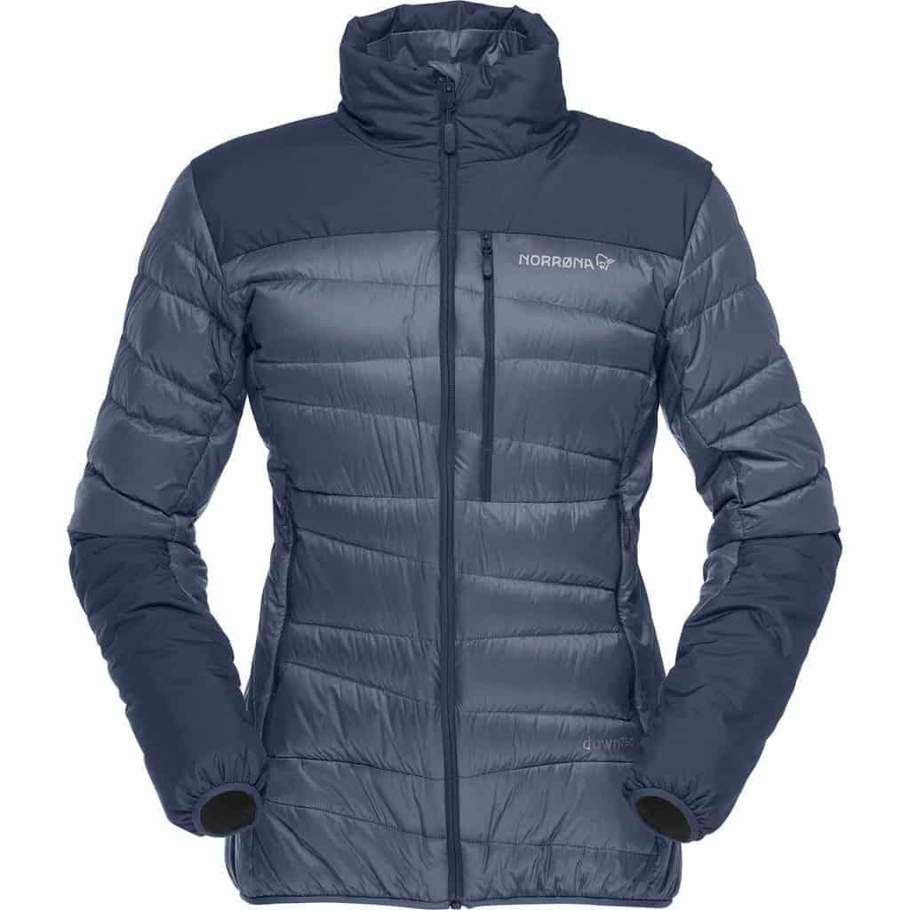 women's falketind down750 jacket