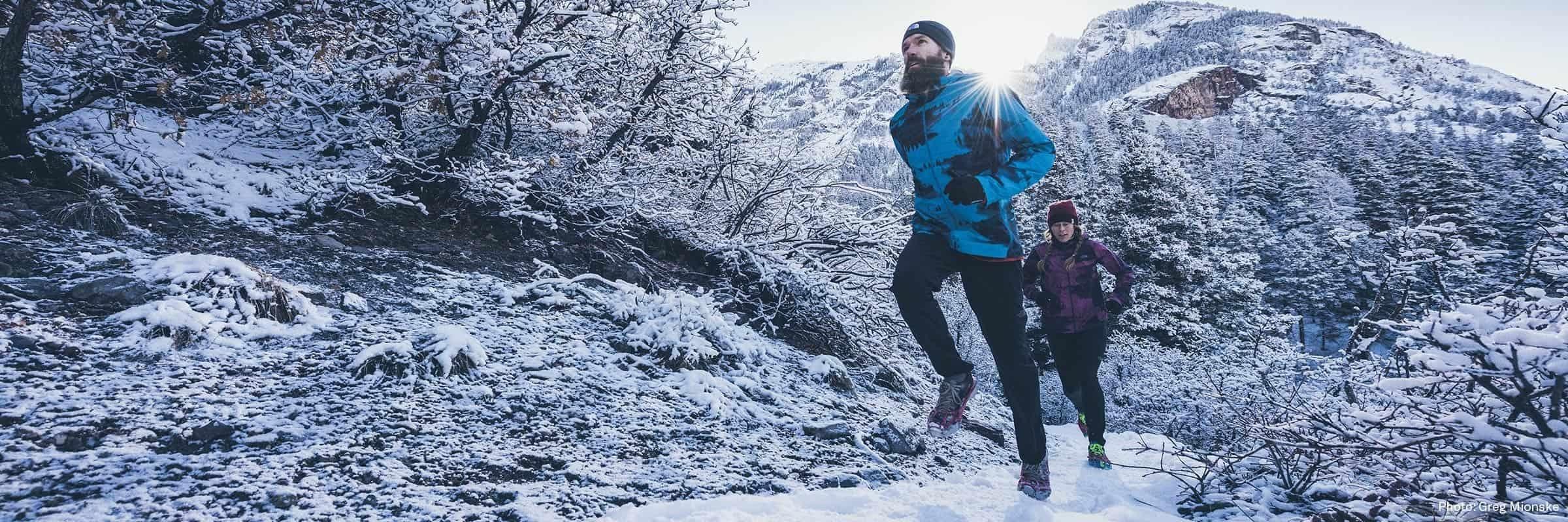 Arc'teryx, course à pied, Craft, Salomon, Suunto, The North Face. Idées cadeaux pour les coureurs