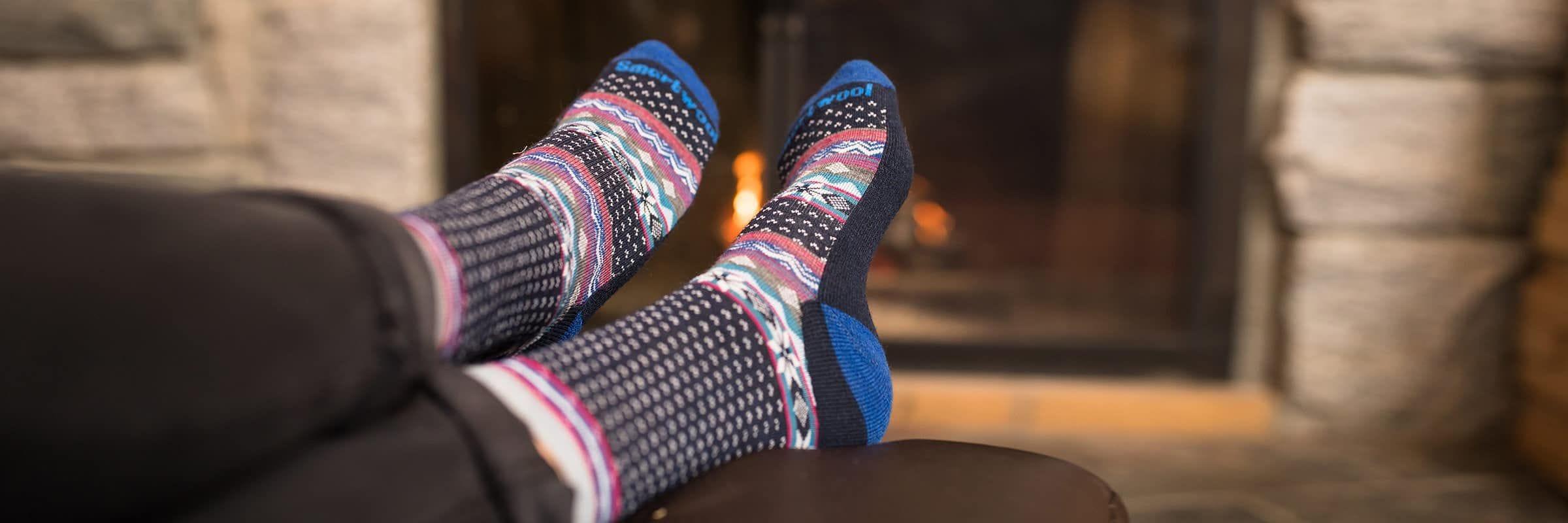 bas, chaussettes, Darn Tough, Icebreaker, idées cadeaux, stance, Wigwam. Les meilleurs cadeaux à offrir aux collectionneurs de chaussettes