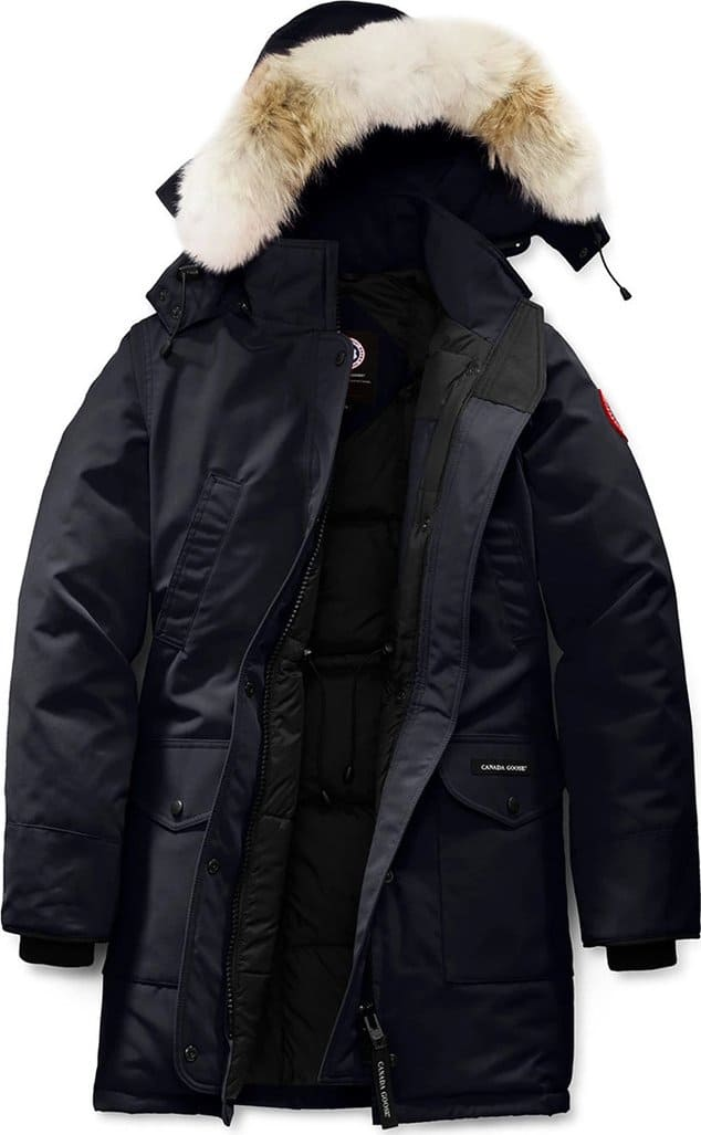 0bf2fece84b8 Letting Your Coat Gain Its Loft Before Wearing It