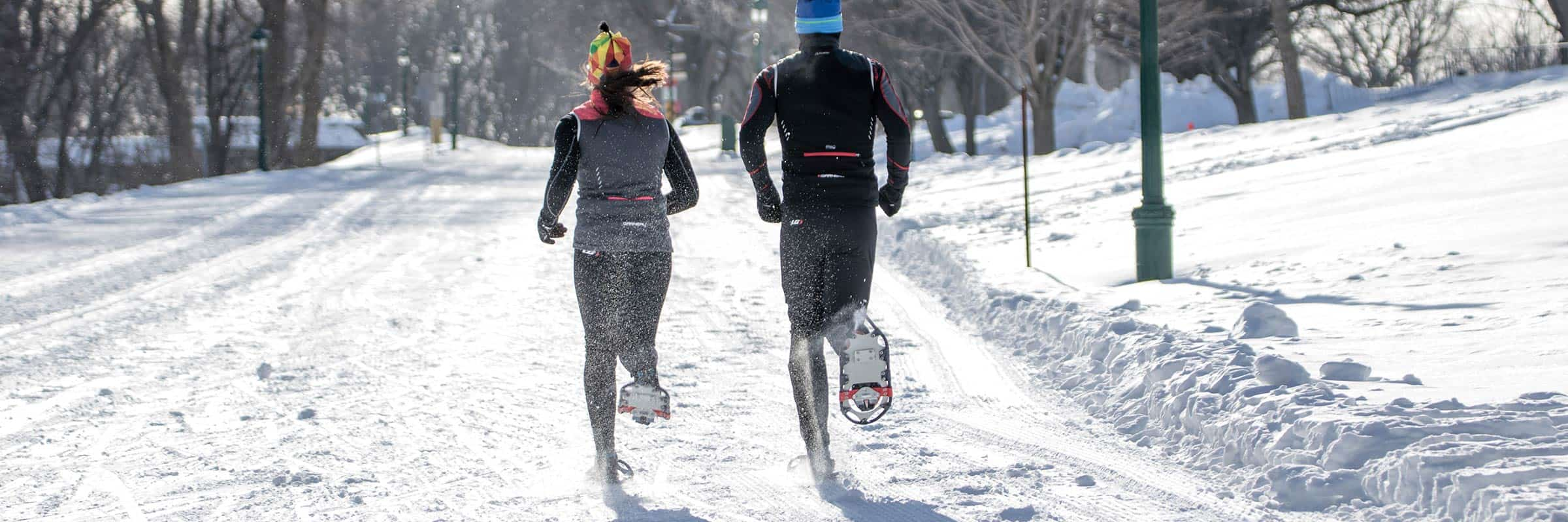 atlas, Garneau, MSR, snowshoes, tubbs. How to Choose the Right Snowshoes