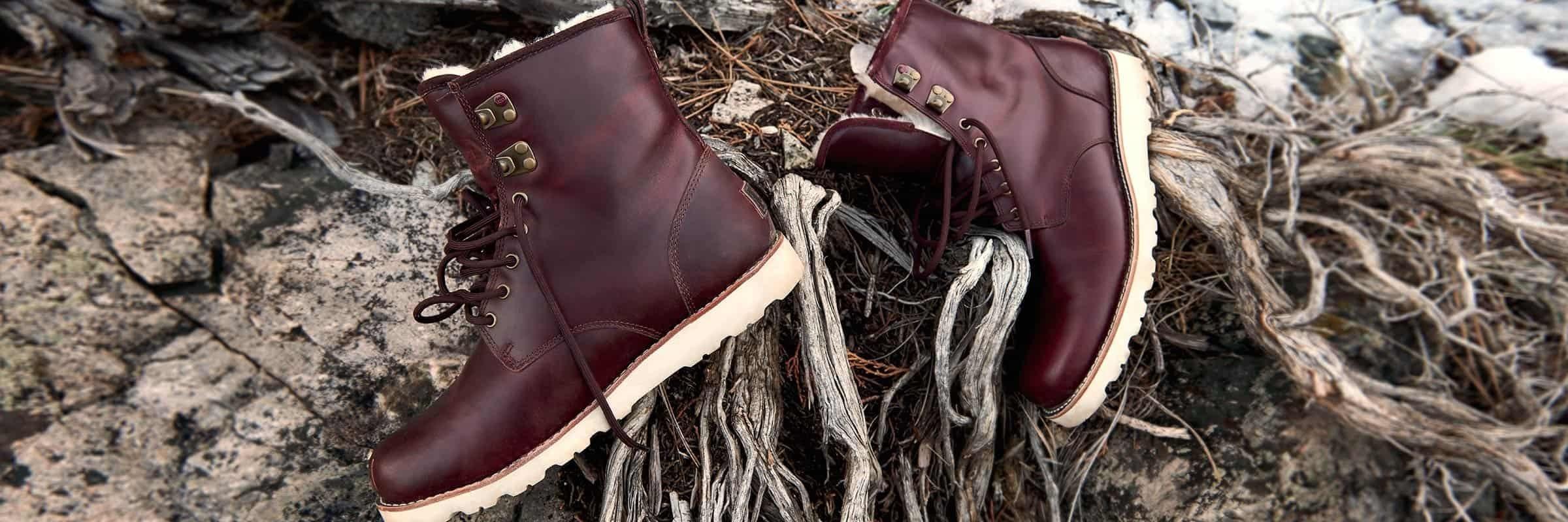 bottes d'hiver pour homme