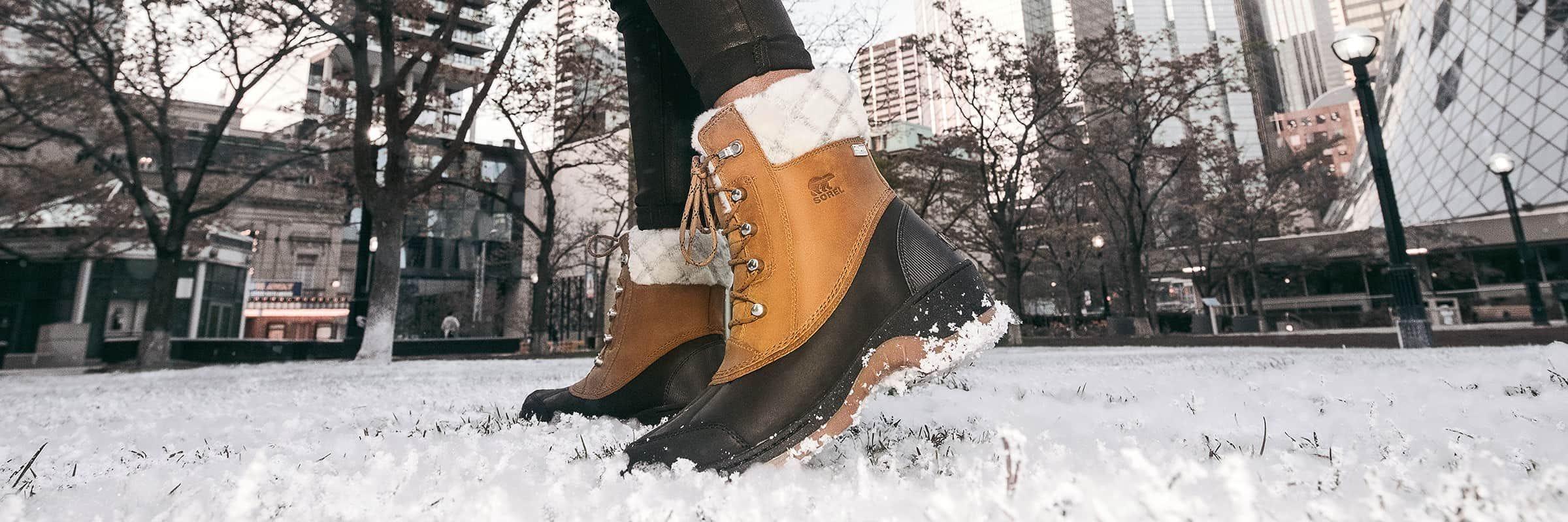 Les meilleures bottes d'hiver pour femme