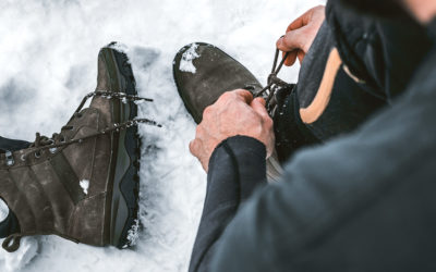 Baffin, Lowa, Merrell, Sorel, UGG Australia. Most Popular Winter Boots for Men.